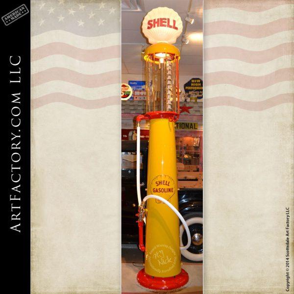 restored Wayne visible gas pump