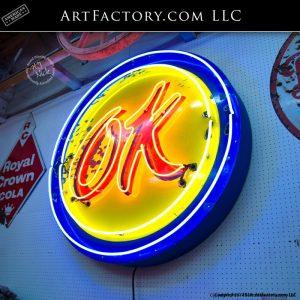 Neon OK Used Cars Dealership