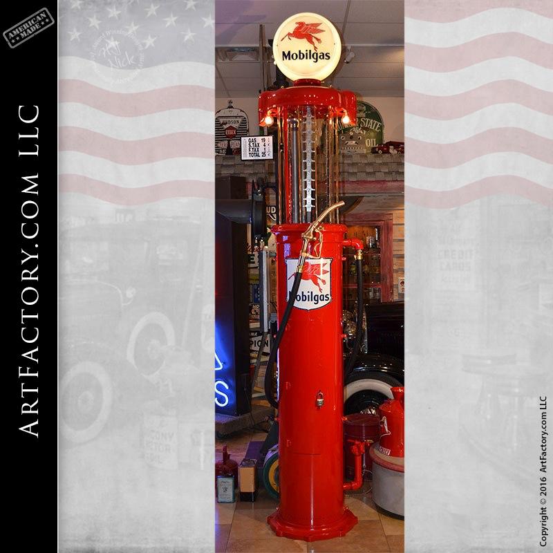 Tokheim Visible Gas Pump