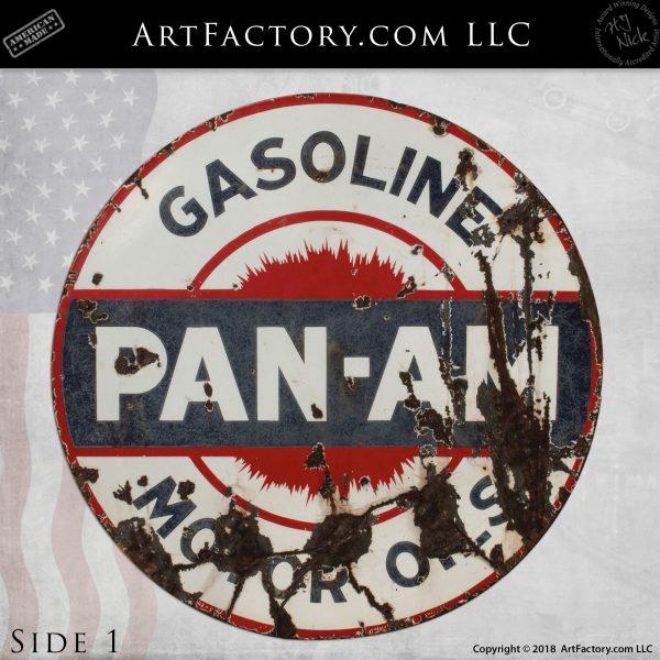 Vintage Pan-Am Sign