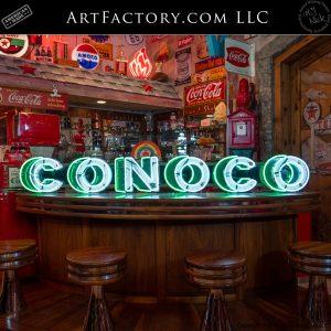 Vintage Conoco Neon Sign
