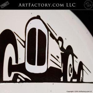 Vintage Richlube Neon Sign