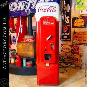 Vendo44 Coke Machine Vintage