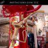 Texaco Visible Mae West Vintage Gas Pump Restored -  FVP210